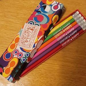 2/$25 or 3/$30 Coach Pencils